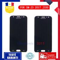 Écran Pour Samsung Galaxy J3 2017 J330 SM-J330FN Complet Noir LCD Vitre Tactile