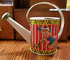 Vintage Childs Sprinkle Can or watering can