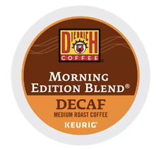 Diedrich Morning Edition Blend Decaf Keurig K-Cups 24 Count - FREE SHIPPING