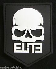 3D GLOW CALL OF DUTY MODERN WARFARE 3 RUBBER PVC BLACK OPS ELITE VELCRO PATCH