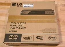 Lg Region Free Dvd Player , Dp132H , New