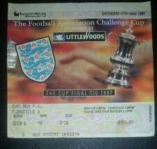 1997 ORIGINAL TICKET FA CUP FINAL CHELSEA V MIDDLESBROUGH K231