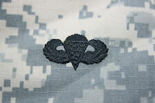 GENUINE US ARMY ISSUE PAINTBALL BASIC PARACHUTE WING PARA ACU CLOTH BADGE