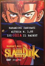 SLAM DUNK SERIE COMPLETA DVD