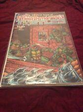 Teenage Mutant Ninja Turtles #1 Fourth Print ( September 1985 ) Mirage Comics