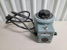 Powerstat Variable Transformer Superior Electric Model 3pn116c