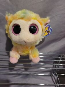 Blossom The Lamb Beanie Boo