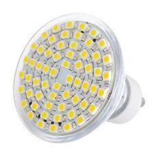 10XGU10 60 SMD LED Strahler Spot Lampe Birne Warmweiss 230V GY