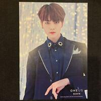 ONEUS OFFICIAL 808 Flyer RAVN Tokyo Shibuya Limited TOWER RECORDS