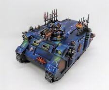 Warhammer 40k Chaos Space Marines / Night Lords - Chaos Rhino (lot 1)