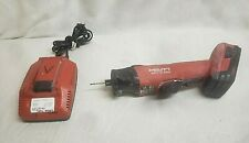 New Listinghilti Sco 6 A22 Cordless Cut Out Tool With Battery Amp Charger 101chj