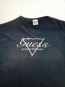 Guess George Marciano T-Shirt Vintage 1980s