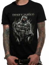 Camiseta Oficial perturbado almas perdidas Heavy Metal los niños perdidos