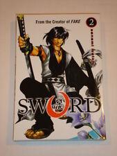SWORD BY THE VOL 2 SANAMI MATOH MANGA GN