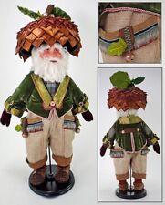 "Katherine's Collection 32"" Quercus Fizzlewinks Woodland Santa Claus Gnome"