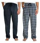 NEW Nautica Men's Soft Sueded Fleece Pajama Pants- SOLD INDIVIDUALLY