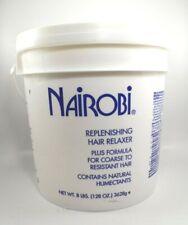 Nairobi Replenishing Hair Relaxer Plus Formula, 8lbs