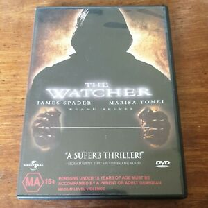 The Watcher DVD R4 Like New! FREE POST