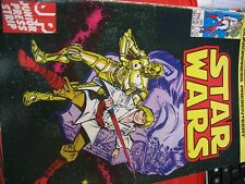STAR WARS 14 Juniorpress strip.