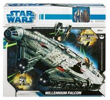Star Wars Legacy MILLENNIUM FALCON Electronic 2.5  NEW SEALED