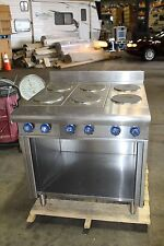 Imperial Ihr-6-E-Xb 208V 3Ph 17Kw Stove Top New