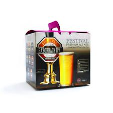 Festival Premium Ale Kit Home Brew Recharge Brewing Beer Making Rasoir IPA