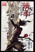Immmortal Iron Fist (2006) #10 First Print Kaare Andrews Zombie Variant Cover VF