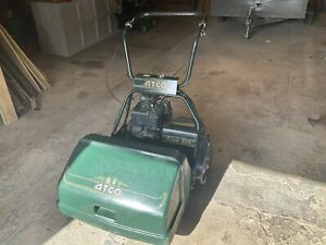 Atco B24 Royale Cricket Green Mower