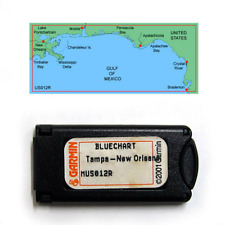 Garmin BlueChart Tampa - New Orleans MUS012R Data Card Marine Chart 010-C0026-00