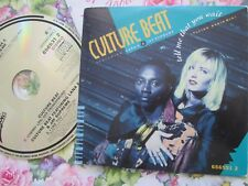Culture Beat – Tell Me That You Wait Label: Epic Records 656531 2 UK CD Single