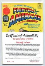 Fighting American #1 (Jack Kirby) Silver Age-Harvey Comics FN/VF   {Generations}
