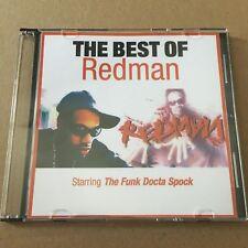 DJ Mister Cee the Best of Redman Funk Docta Spock NYC Mixtape Mix CD