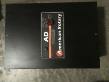American Rotary AD10-UL AD Series 10HP Rotary Phase Converter