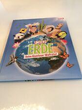 REWE Sammelalbum UNSERE ERDE Deine Abenteuer Weltreise 2Sticker fehlen Top
