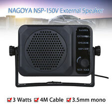 NSP-150V Nagoya External LoudlySpeaker For Kenwood Motorola ICOM Yaesu CB Radios