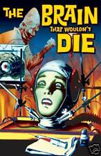 The Brain That Wouldn't Die (1962) DVD Viewed Once