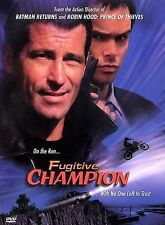 Fugitive Champion Color, DVD, NTSC Charlene Blaine, Thomas Burr, Emmett James, B