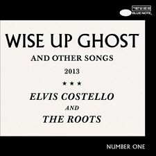 Wise Up Ghost & Other Songs Deluxe CD [Digipak] by The Roots/Elvis Costello NEW