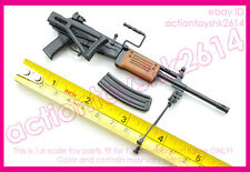 """21/6 Scale for 12"""" Action Figure  Israel IDF Rifle #1"""