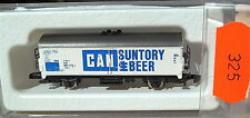 Kirin Beer Japon, Kolls 88011 Märklin 8600 Échelle/voie Z 1/220 325