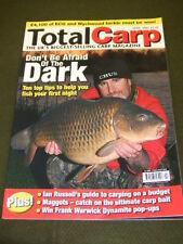 TOTAL CARP - DON'T BE AFRAID OF THE DARK - APRIL 2005