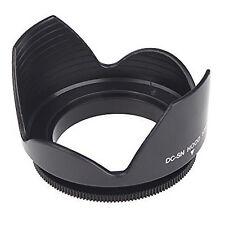 62mm screws wreaths petal lens hood  Nikon Sigma Sony Tamron Black BTUK