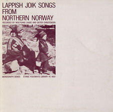 Various Artists - Lappish Joik Norway / Various [New CD]