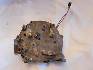 1958  Edsel Citation and Corsair Heater Head Control Module THE ONLY ONE ON EBAY