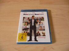 Blu Ray Mann tut was Mann kann - 2012/2013 - Wotan Wilke Möhring & Jasmin Gerat