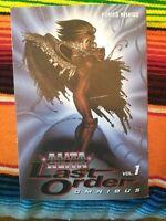 BATTLE ANGEL ALITA LAST ORDER OMNIBUS vol 1 english manga