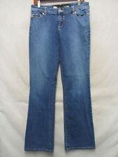 D2656 Ecko Red Stretch Cool Boot Cut Jeans Women 31x33