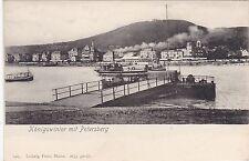 Early View, General View & Petersberg, KONIGSWINTER, Germany