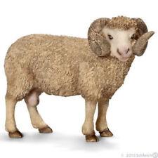 Schleich 13726 Ram Sheep Model Farm Animal Toy Figurine {{RETIRED}} - NIP