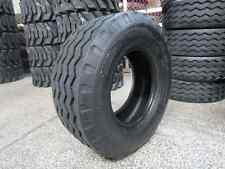 1 New 11L-16 12PLY RATING F3 Farm Backhoe Implement Tires 11Lx16, 11L16 (T631)